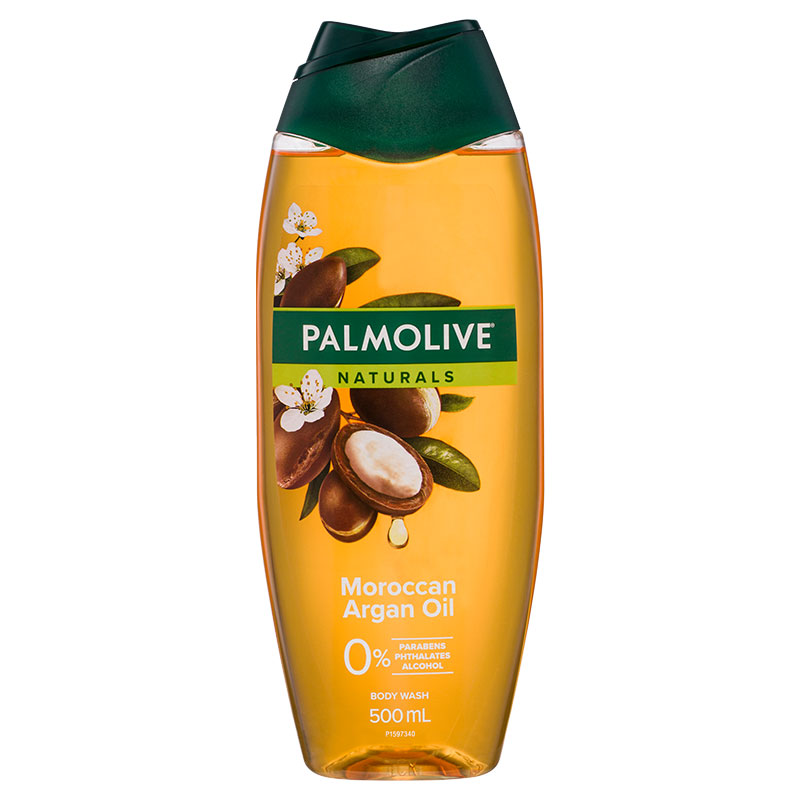 Palmolive® Moroccan Argan Oil Shower Gel with Shea Butter & Almond Oil